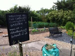 cathcart garden